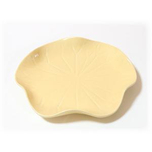 ジェンガラ ケラミック食器/JENGGALA/ ロータス プレート R-245-96103|paradox-crafts