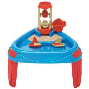 砂場 サンド&ウォーター プレイテーブル プレイセット 水遊び 砂遊び アメリカンプラスチックトイズ APT|paranino-formalstyle