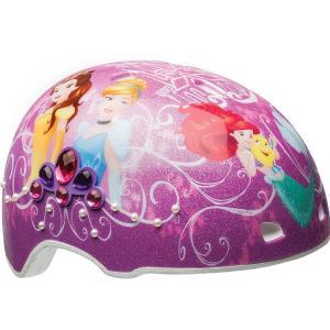 ベル 子供 ヘルメット プロテクター ディズニー プリンセス パール キッズ ジュニア 自転車 子供用 ヘルメット BELL disney_y|paranino-formalstyle