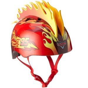 ベル 子供 ヘルメット プロテクター ディズニー カーズ 3D キッズ ジュニア 自転車 子供用 ヘルメット BELL disney_y|paranino-formalstyle