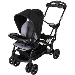 Online ONLY(海外取寄)/ ベビーカー 2人乗り Baby Trend シットアンドスタンド ウルトラ ラグーン|paranino-formalstyle