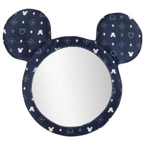 P2倍・12月15日限定/ ベビーミラー ディズニー ミッキーマウス 車内 カー用品 チャイルドミラ...