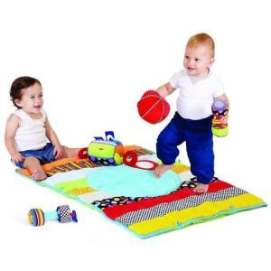 ベビージム プレイマット フィット パック ベビー用 6カ月から 赤ちゃん edushape|paranino-formalstyle