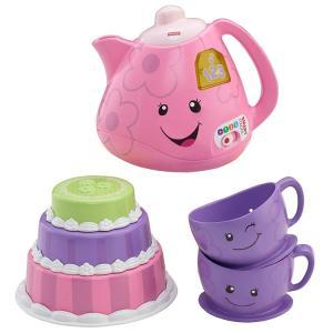 フィッシャープライス スマート ステージ ティセット ベビー 赤ちゃん おもちゃ フィッシャープライス CDK39|paranino-formalstyle