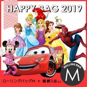 福袋 キッズ 2019 ディズニー キャラクター ハッピーバッグ (キャリーバッグ M) HAPPY BAG paranino-formalstyle