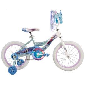 Huffy 16インチ ディズニー アナと雪の女王 自転車 21398|paranino-formalstyle