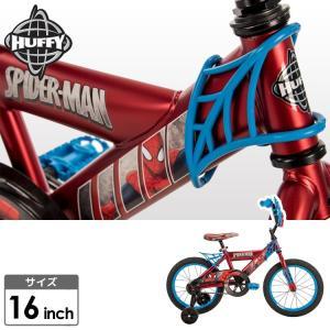 Huffy 16インチ マーベル スパイダーマン 自転車 21968|paranino-formalstyle