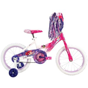Huffy 16インチ ディズニー プリンセス 自転車 21978|paranino-formalstyle