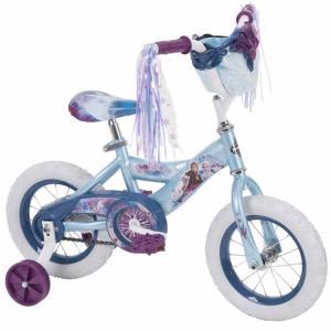 Huffy 12インチ ディズニー アナと雪の女王 自転車 22238|paranino-formalstyle