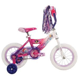 Huffy 12インチ ディズニー プリンセス 自転車 22458|paranino-formalstyle
