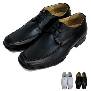 フォーマル シューズ 紐靴 男の子 ブラック ホワイト 24.0〜27.0cm Jelly Beans Clin|paranino-formalstyle