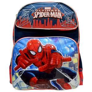 リュックサック マーベル スパイダーマン Lサイズ 男の子 こども 13280|paranino-formalstyle