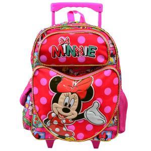 大人気のディズニーより女王様ミニーマウスが!スーツケースに!! A4ファイルも入るLLサイズで、塾や...