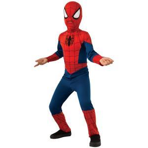 スパイダーマン 男の子 105-150cm ルービーズ コスチューム マーベル|paranino-formalstyle