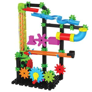 知育玩具 ラーニング ジャーニー マーブルマニア ザニ―トラックス 2.0 ビー玉 ころがし おもちゃ 6歳から ピタゴラスイッチ|paranino-formalstyle