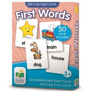DM便対応/ 知育玩具 ラーニング ジャーニー  フラッシュカード ファーストワード 2歳から 英単語 暗記 ゲーム|paranino-formalstyle