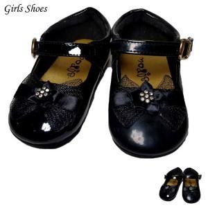 在庫一掃セール/ フォーマル靴 女の子 9.5-15.5cm ホワイト ピンク ブラック シューズ|paranino-formalstyle