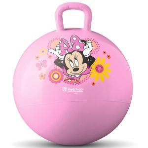 ホッピングボール ディズニー ミニーマウス 4歳から バランスボール 乗用玩具 ジャンプボール|paranino-formalstyle