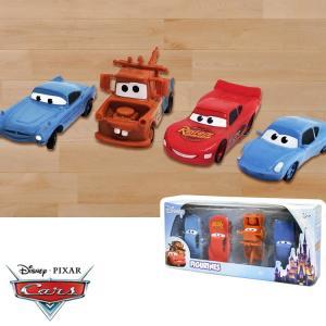 ディズニー カーズ フィギア 4体セット 乗り物のおもちゃ 車 ミニカー トイカー disney_y|paranino-formalstyle