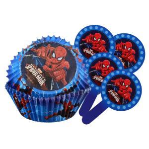 マーベル 映画でも絵本など大人気の 「Spider man / スパイダーマン」より  お弁当の仕切...