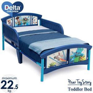 デルタ 子供用ベッド ディズニー トイストーリー 4 子ども用 トドラーベッド キッズ 幼児 子供部...