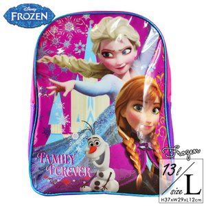 子供用 リュックサック ディズニー アナと雪の女王 Lサイズ 女の子 バックパック 31878 di...