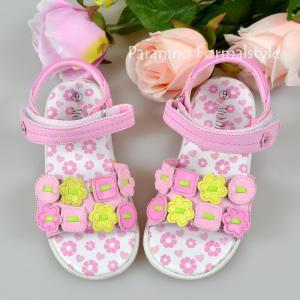 在庫一掃セール/ ベビーシューズ 女の子 サンダル ベビー靴 JELLY-104 結婚式 発表会|paranino