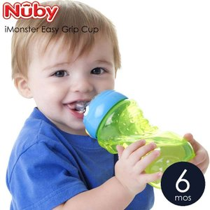 メーカー:Nuby 対象年齢:6ヶ月から(メーカー参照) 材質:BPAフリー (ポリカーボネイドを含...