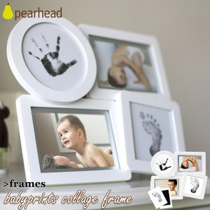 メーカー:pearhead サイズ:フレーム W28.4×H24×D2.4 cm / インクパッド ...