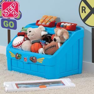 おもちゃ箱 STEP2 きかんしゃ トーマス トイボックス|paranino