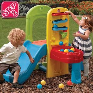 Online ONLY(海外取寄)/ 遊具 スポーツ玩具 プレイボール ファンクライマー 室内 おもちゃ ステップ2 STEP2 841900 /配送区分A paranino