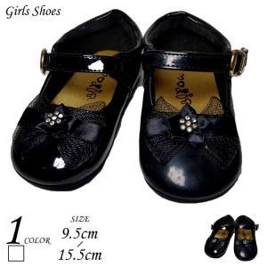 在庫一掃セール/ フォーマル靴 女の子 9.5-15.5cm ホワイト ピンク ブラック シューズ|paranino
