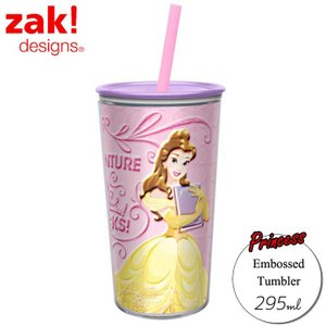 メーカー:Zak Designs サイズ:(約)8.3L×8.3W×19H cm 容量:約310ml...