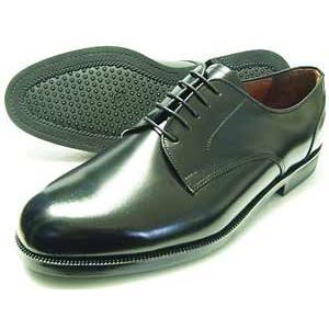 Veneziano 本革 プレーントゥ ビジネスシューズ(大きいサイズ 革靴 紳士靴)黒 5E(EEEEE)27.5cm 28cm(28.0cm) 28.5cm 29cm(29.0cm) 30cm(30.0cm) parashoe