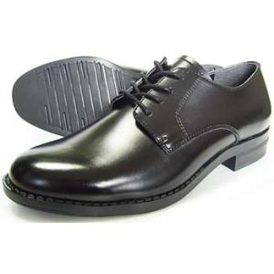BRAVAS Lapel プレーントゥ ビジネスシューズ(小さいサイズ 紳士靴)黒 22cm(22.0cm) 22.5cm 23cm(23.0cm) 23.5cm 24cm(24.0cm)|parashoe