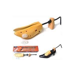 モリト WIDE-USE ワイドユース シュー・ストレッチャー 女性用フリーサイズ(靴サイズ拡張器)|parashoe