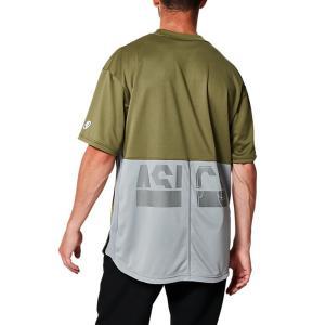 ASICS(アシックス) 2063A048 メンズ バスケットウェア Tシャツ ショートスリーブトップ paraspo 02