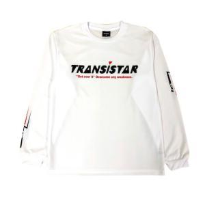 メール便OK TRANSISTAR(トランジスタ) HB20TS02 ハンドボールウェア 長袖Tシャツ DRY L/S Tシャツ SPEED|paraspo