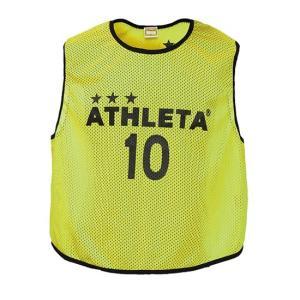 ATHLETA(アスレタ) B-003 サッカー フットサル ビブス10枚セット