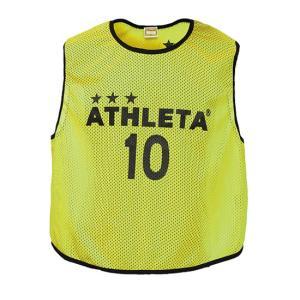 ATHLETA(アスレタ) B-003J ジュニア サッカー フットサル ビブス10枚セット
