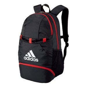 adidas(アディダス) ADP28BKR ボール用デイパック ジュニア 小学生 サッカーボールバ...