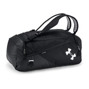 UNDER ARMOUR(アンダーアーマー) 1316570 UAコンテインデュオ2.0 バックパック ダッフルバッグ スポーツバッグ|paraspo