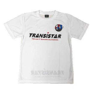 メール便OK TRANSISTAR(トランジスタ) HB20TS10 HB DRY Tシャツ MIXTURE ハンドボールウェア|paraspo