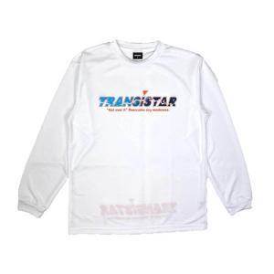 メール便OK TRANSISTAR(トランジスタ) HB20TS13 HB DRY Tシャツ STREAM ハンドボールウェア ロングスリーブ|paraspo