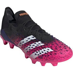 adidas(アディダス) FZ3708 プレデター フリーク. 1 ロー HG/AG サッカー スパイクシューズ メンズ|paraspo