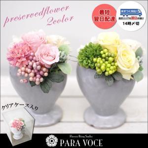 プリザーブドフラワー 誕生日プレゼント 花 ギフト ブリザ ブリザードフラワー 母の日ギフト 引っ越し祝い 結婚祝い ( プロバンス )|paravoce
