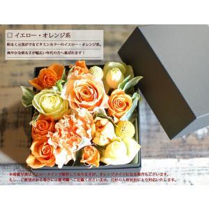 ボックスフラワーSサイズ 母の日ギフト 誕生日プレゼント 女性 花 ギフト フラワーボックス フラワーアレンジメント 結婚祝い プレゼント|paravoce|07