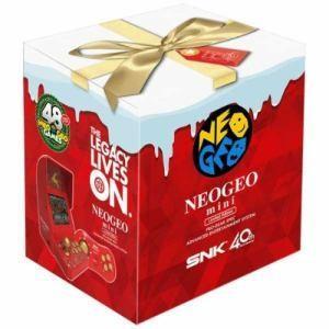 ■商品名 NEOGEOmini クリスマス限定版 ネオジオミニ  ■商品詳細 「NEOGEO min...