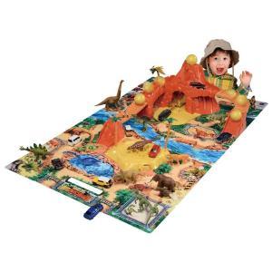 アニア 探検しよう! 恐竜アドベンチャーパーク 送料無料