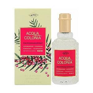 4711 アクアコロニア ピンクペッパー&グレープフルーツ EDC SP 50ml  【香水フレグランス】|parfumearth
